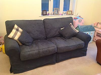 3 4 seater sofa with chaise end picclick uk - Laura ashley barcelona ...