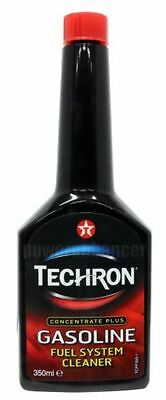 Techron PEA Concentrate Plus Petrol /Gasoline Fuel Injector System Cleaner 350ml