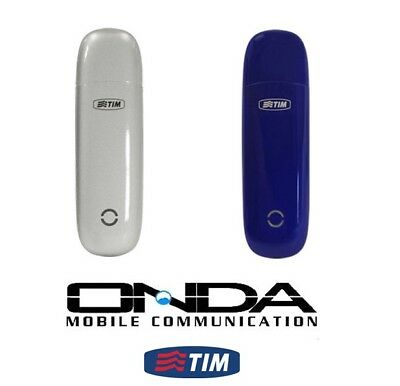 Onda Chiavetta internet Key USB MT191UP TIM 7.2 Mbps GPRS/EDGE/UMTS/HSDPA/HSUPA