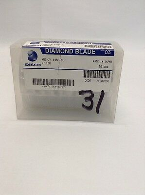 Disco Diamond Nbc-Zh Blade Dicing Saw Blade Adt Kns Silicon Cutting Nbc 105F-Se