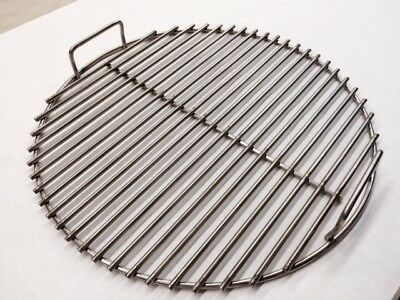 17 5 Round Bbq Stainless Cook Grill Grate Kg 7432 Weber Replacement