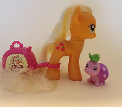 My little Pony / G4 / 	Traveling / Applejack / 2012