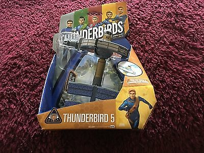 Thunderbirds  are go  Thunderbird 5 model with sounds