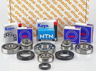 Suzuki Swift 1.3 inj Genuine OEM Gearbox Bearing Oil Seal Rebuild Repair Kit