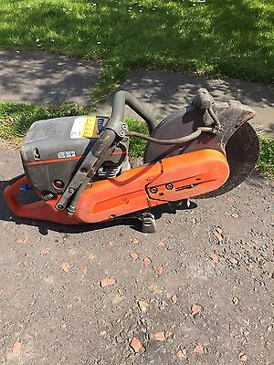 Husqvarna K760 Petrol Cut Off Saw Stihl Stone Disc Cutter