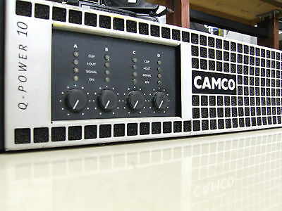 Camco Q Power 10 Power Amplifier