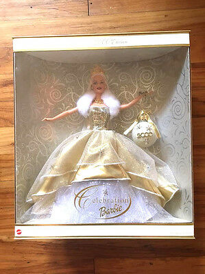 2000 BARBIE Holiday Millennium Celebration Special Ed Doll - Sealed in Box