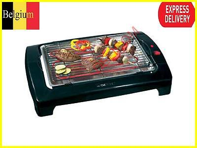 Grill Barbecue De Table Clatronic Bq 2977 N Noir
