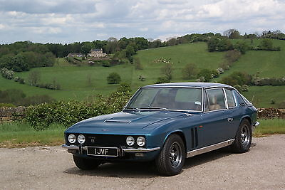 JENSEN FF Interceptor Classic Car Vintage 70's Exotica 1971 Not E-Type or Aston