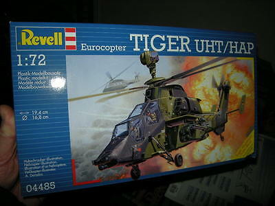 1:72 Revell Eurocopter Tiger UHT/HAP Nr. 04485 OVP