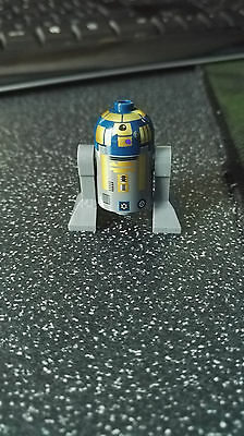 Lego Star Wars Genuine R8 B7 Astromech Droid Minifigure From Set 7868 (Rare)