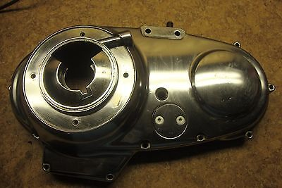 2003 Harley Davidson Sportster XL1200 XL 1200 Engine Clutch Cover Chrome Panel
