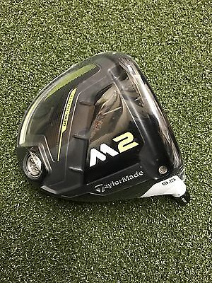 NEW TaylorMade 2017 M2 9.5* Driver Head TOUR ISSUE MODEL /// 10.5*