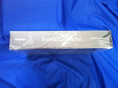 David Bowie - Bowie Collector Sotheby's Auction Catalogue Set Megarare Sealed