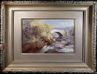 Gertrude Eleanor Spurr Cutts -- vintage Canadian oil painting from Listed Artist