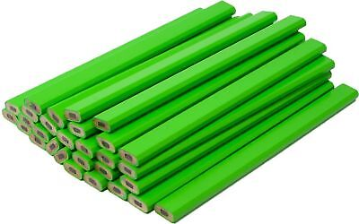 Neon Green Carpenter Pencils - 72 Count Bulk Box Neon Green