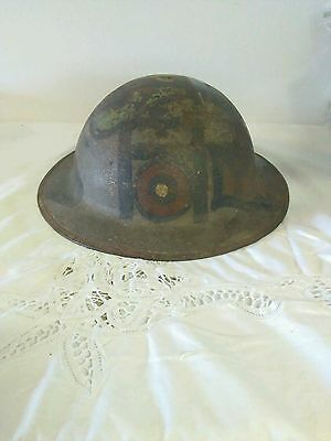 M1917 Helmet*1st Army Aviation*Painted Camouflage*WW1
