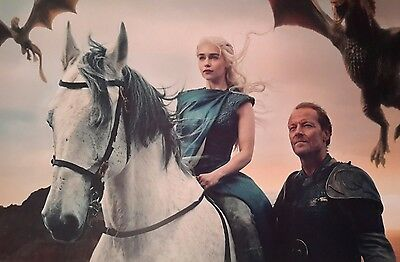 Game Of Thrones Tv Horse A4 Poster Picture Print Art