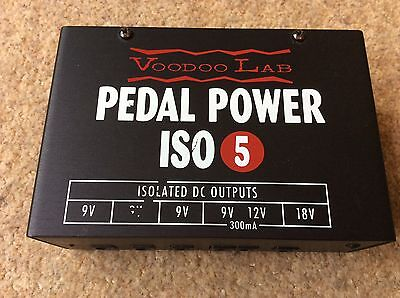 Voodoo Lab ISO 5 Power Supply