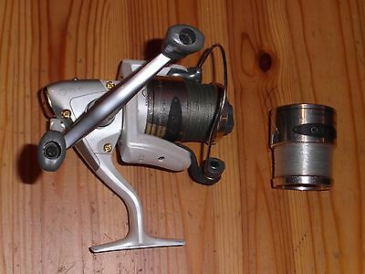 Shimano Stradic Fe3000 Front Drag Spinning Reel Plus Spare Spool