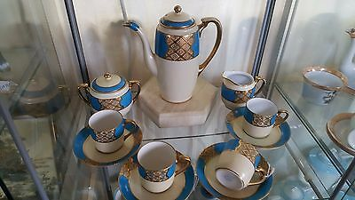 Beautiful Noritake Coffee Set
