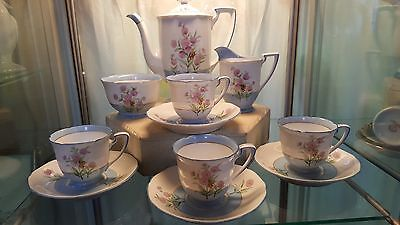 Stunning Noritake Coffee Set