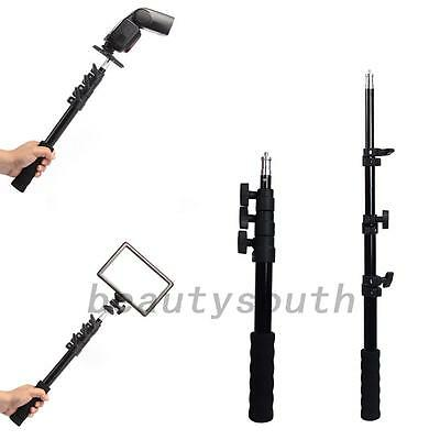 Handheld Extension Light Arm Stand for Flash Microphone Lighting