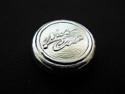 HACMint 1.4 oz 999+ Fine Silver NUKA COLA CAP Hand Poured ROUND