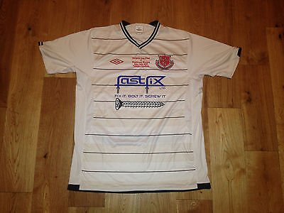 Dundalk FC League Of Ireland - Setanta Cup Final Player Issue Football Shirt