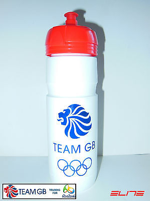 Elite Team Gb Issue-Training For Rio 2016- Athlete Rugby 7S Drinks Bottle 600Ml