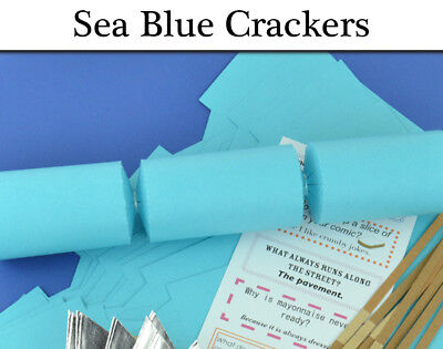 Sea Blue Make & Fill Your Own Cracker Making Craft Kits, Boards & Accessories