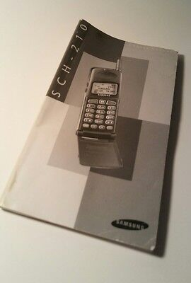 Samsung SCH-210 Owners Manual (B)