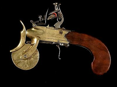 Very Nice English Powder Tester Eprouvette 19Th Century