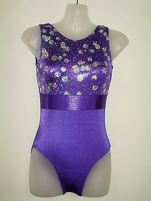 Gymnastics Leotards  D.S.Designs Girls size 6,  8, 10