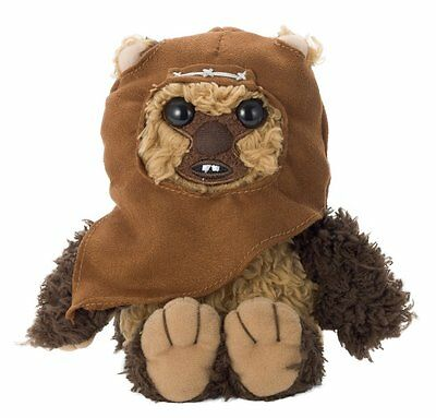Star Wars Ewok Wicket Beans Collection Plush Doll Takara Tomy Arts Japan