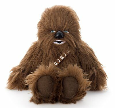 Star Wars Chewbacca Beans Collection Plush Doll Takara Tomy Arts Japan