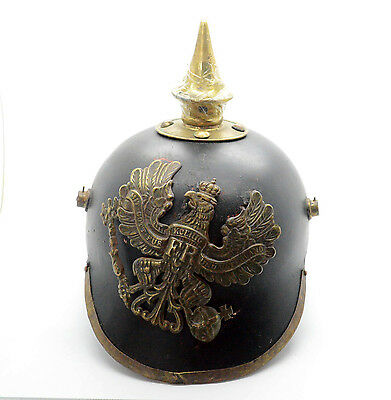 WW1 Period German Empire Pikelhaube