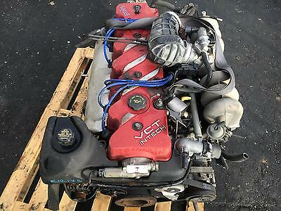 Ford Fairlane AU 6Cyl 4.0L Tickford VCT Intech Engine 1999-2003