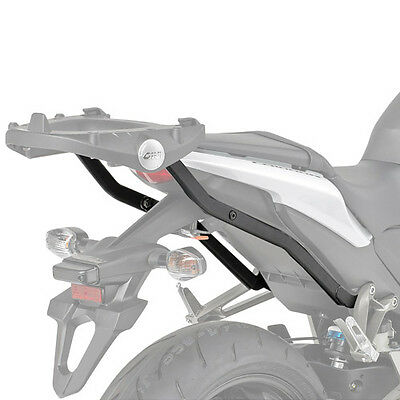 GIVI 4100FZ MONORACK ARMS KAWASAKI Z1000SX 2017 Top Box RACK no plate included