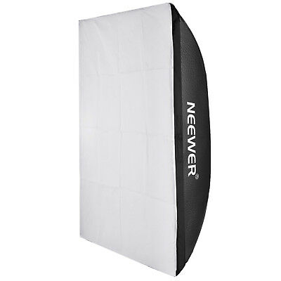 Neewer 20x28 inches/50x70cm Square Photography Light Tent Photo Cube Softbox