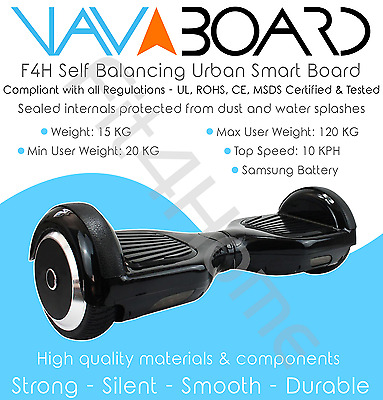 Self Balancing Scooter Navboard 2 Wheel CE Certified Electric Scooter board