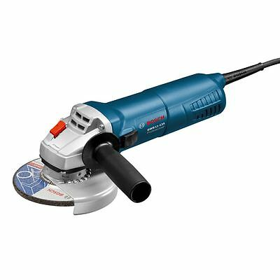 Bosch GWS 11-125 Angle Grinder with Slim Grip 240V (CLEARANCE)