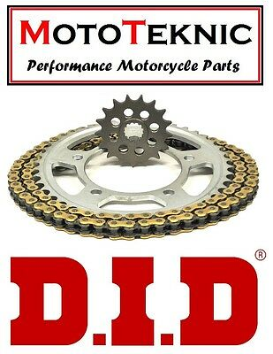 DID VX Chain And Sprocket Kit Fits BMW S1000XR (525 OE) 15-16
