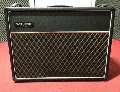 Vox Ac30 Top Boost 1968 Vintage