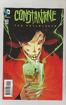 Dc Comics Constantine The Hellblazer #12 July 2016 1St Print Nm