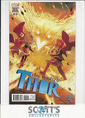Mighty Thor  #19  New  (Bagged & Boarded)  Freepost - Only 2 Per Customer