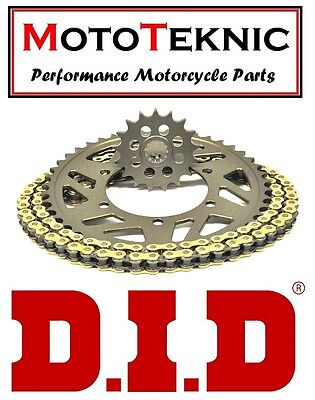 DID VX Chain And Sprocket Kit Fits Yamaha YZF600 R6 (520 Race) 99-02