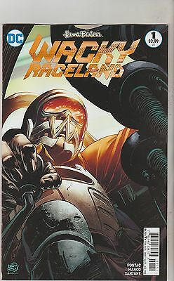 Dc Comics Wacky Raceland #1 August 2016 Peter Perfect Variant 1St Print Nm