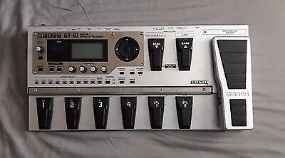 BOSS GT10 Multi Effects Guitar Pedal