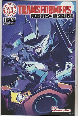 Idw Comics Transformers Robots In Disguise #6 January 2016 Subs Variant Nm